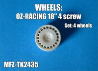 OZ-Racing wheels 4 screw - Image 1
