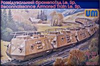 Reconnaissance armored train