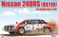 Nissan 240RS [BS110] 84 Safari Rally Ver
