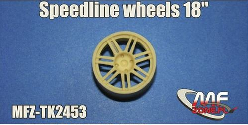 Speedline wheels 18 - Image 1