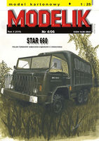 Star 660 Polish off-road truck from 1958/66