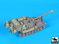 M109 A6 Paladin accessories set for Riich models - Image 1