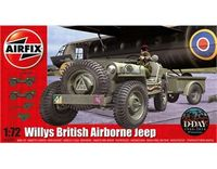 Willys Jeep, Trailer and 75mm Howitzer