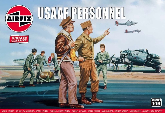USAAF Personel - Image 1