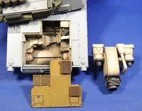 M1A1 Tank Engine set - Image 1