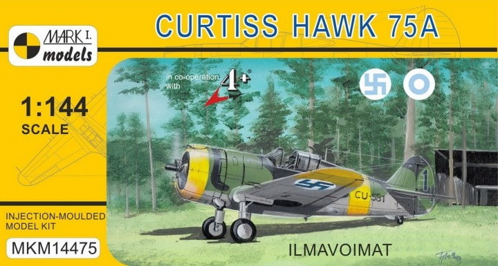 Curtiss H-75A - Image 1
