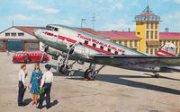 Douglas DC-3 Trans World Airlines - Image 1