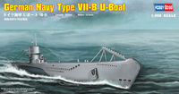 German Navy Type VII-B U-Boat