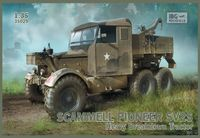 Scammell Pioneer SV2S Heavy Breakdown Tractor - Image 1