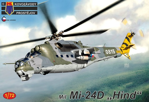 "Mi-24D Hind ""Warsaw Pact"" - Image 1"