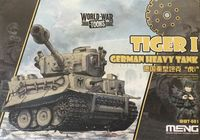 World War Toons - German Heavy Tank Tiger I