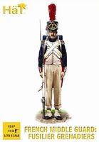 French Middle Guard: Fusilier-Grenadiers