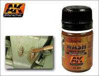 AK 046 Light Rust Wash