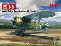 I-153, WWII China Guomindang AF Fighter - Image 1