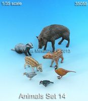 Animals Set 14