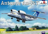 Antonov An-74T Jet Transport Aircraft