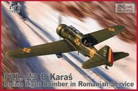 PZL.23B Karaś Polish Light Bomber in Romanian Service - Image 1