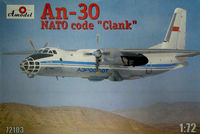 "AN-30 Nato code ""Clank"" - Image 1"