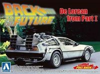 Back To The Future - De Lorean from Part I