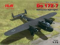 Do 17Z-7, WWII German Night Fighter - Image 1