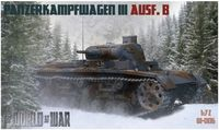 The World At War Panzerkampfwagen III Ausf. B