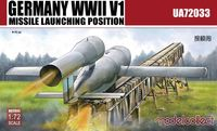 Germany WWII V1 Missile launching position 1+1 - Image 1