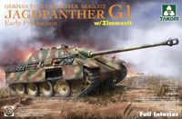 Jagdpanther G1 Early Production w/zimmerit & full interior