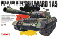 German Main Battle Tank Leopard 1 A5 - Image 1
