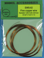 Fine copper wire Diameter: 0.20, 0.22, 0.25 - Image 1
