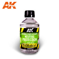 AK8042 NATURAL LEAVES & PLANTS NEUTRAL PROTECTION
