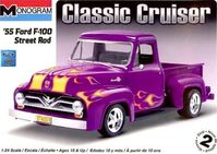 55 Ford F-100 Street Rod Classic Cruiser