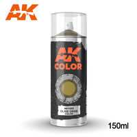 AK1025 OLIVE DRAB COLOR SPRAY - Image 1