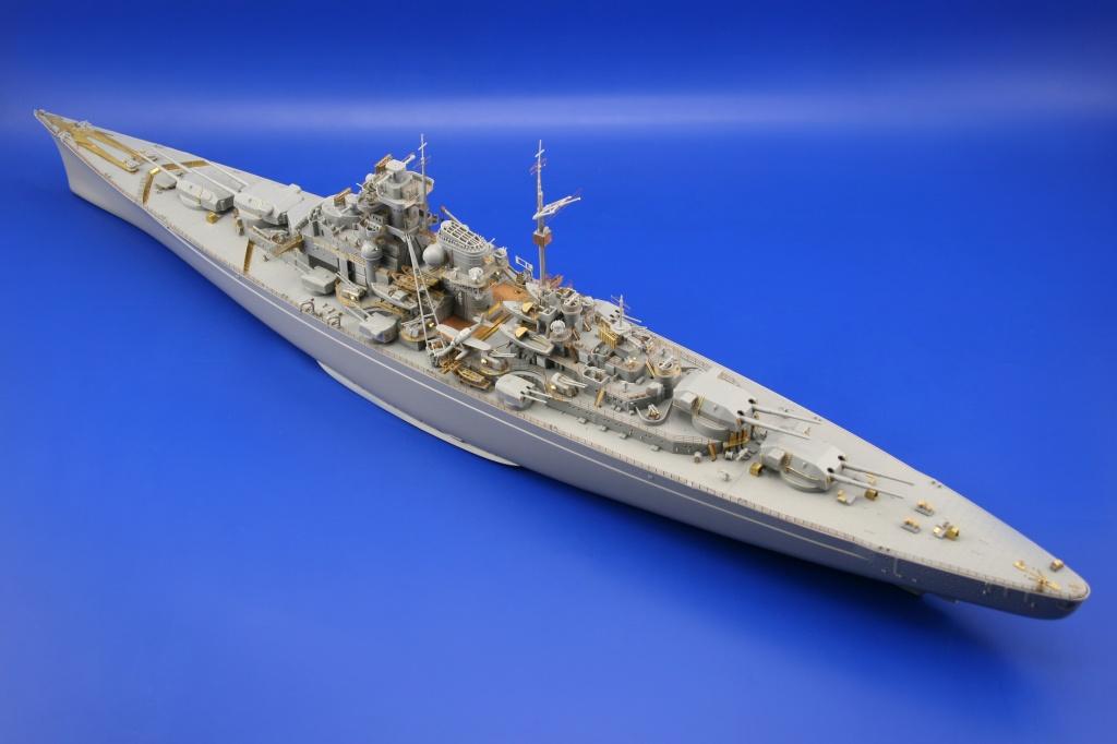 Eduard 1//350 Bismarck # 53035
