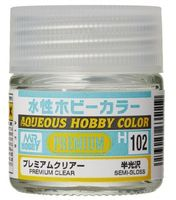 H-102 Premium Clear Semi-Gloss