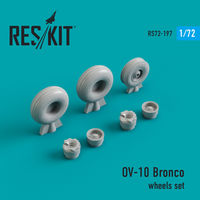 OV-10 Bronco wheels set - Image 1