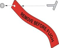 Remove Before Flight Tags (20pcs) - Image 1