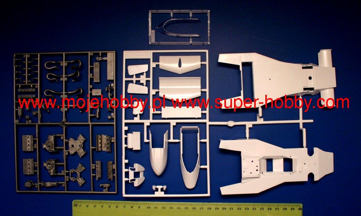 mclaren m23 1976 tamiya 20062