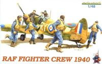 RAF Fighter Crew 1940 - Image 1