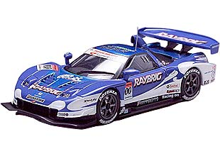 EBBRO HONDA NSX #100 SUPER GT 2005 RAYBRIG