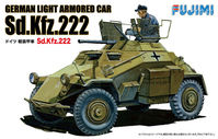 German Light Armored Car Sd.Kfz.222 - Image 1