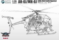 AH-6J/MH-6J Little Bird (with figures) version 2.0
