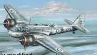 Blenheim Mk.I Finish Post War Service - Image 1