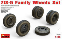 ZIS-5 FAMILY WHEELS SET - Image 1